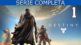 Destiny Gameplay Español Modo Historia Parte 1 Xbox One