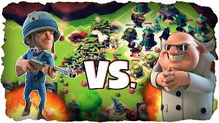 MAX Schützen vs. Dr. T! | BOOM BEACH | Riflemen Level 21 vs. Dr. T! (Deutsch / German)