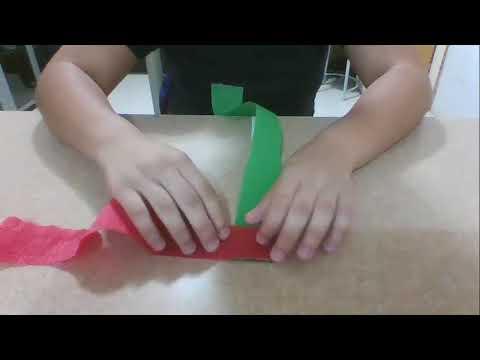 Como hacer cadenas de papel crepe youtube - Videos de como hacer crepes ...