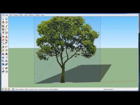 How to make faceme components in Sketchup