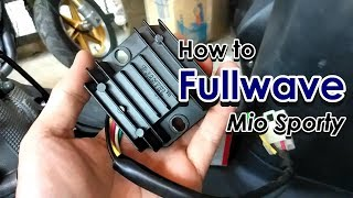 How to Fullwave Mio