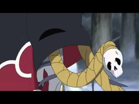 Killer Bee vs Kisame