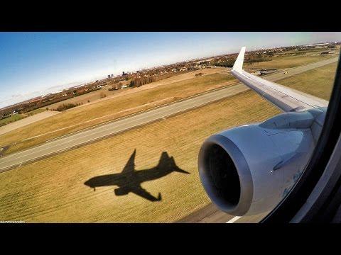 KLM Boeing 737 Business Class Copenhagen To Amsterdam | Flight Report [4K]
