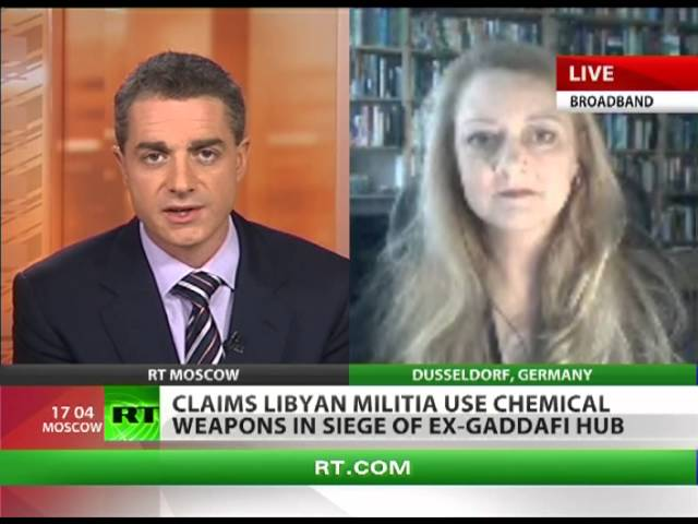 Chemical weapons in Libya? Bani Walid in 15th day of siege