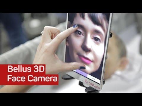 Bellus3D 推出手機版3D 人臉掃描相機,只需要幾秒就能製作高品質立體影像