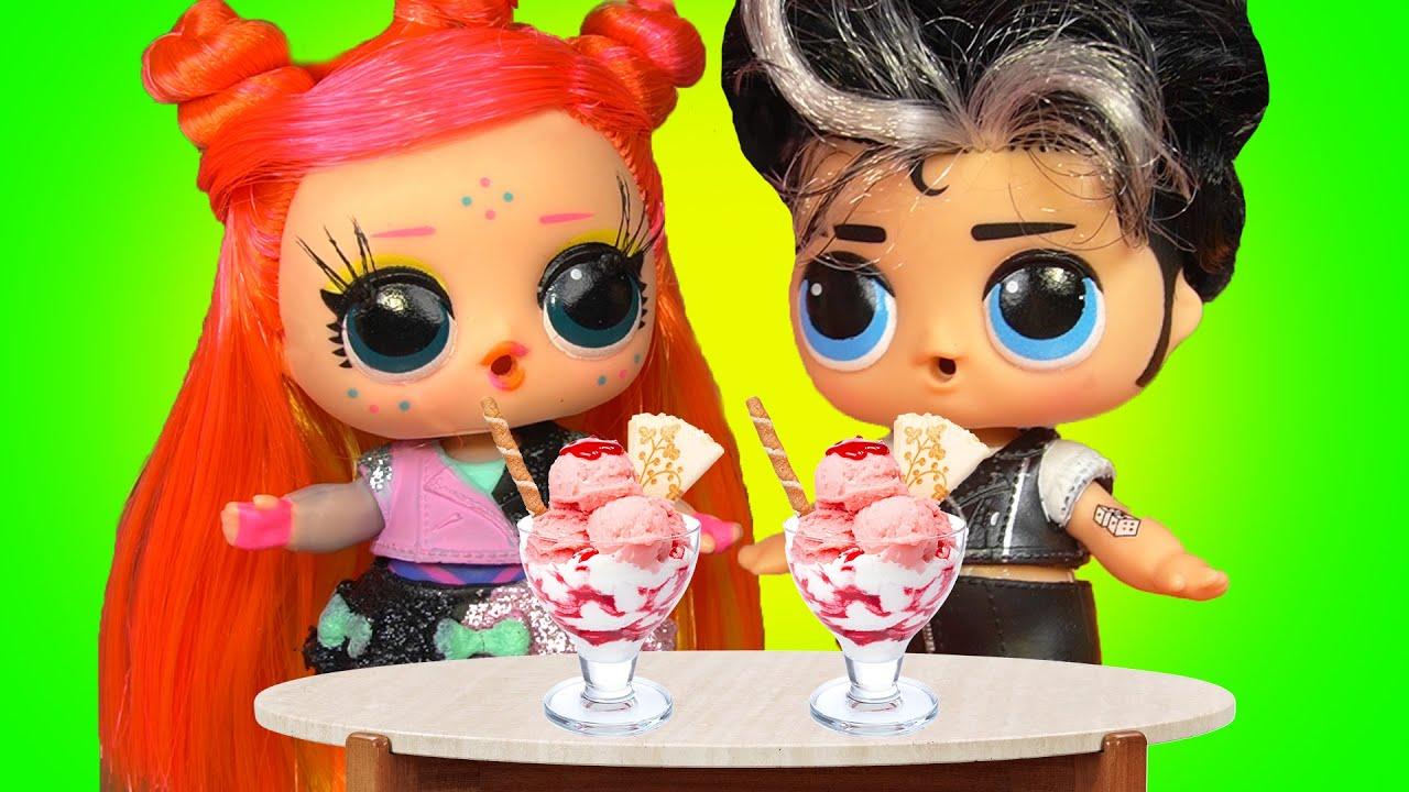 Глория В ШОКЕ! Элис пошла на СВИДАНИЕ! Мультик куклы ЛОЛ сюрприз LOL dolls