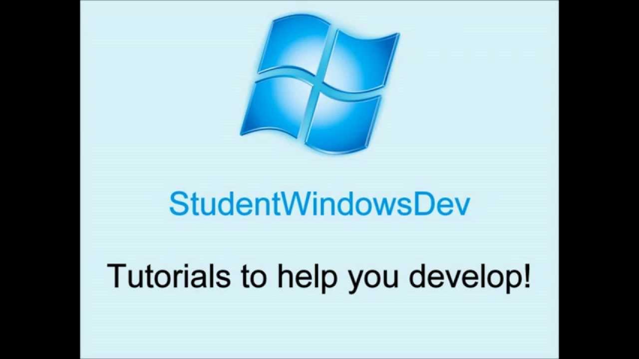 Windows phone 7 application development tutorial.