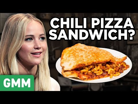 Download Youtube: Celebrity Cheat Meal Taste Test