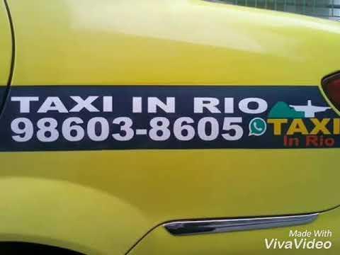 Mirante dona Marta com Taxi In Rio