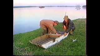 Рыбацкие самоделки 83.Самодельная лодка.