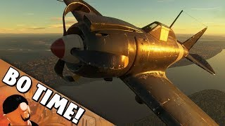 War Thunder - Re.2002 Early