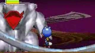 Klonoa Empire of Dreams - Final Boss Battle