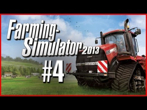 Farm Simulator 2013 Let's Play - Part 4 My Big Tipper (Gameplay/Commentary) Walkthrough