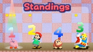Kirby 64: The Crystal Shards - Mini-Games