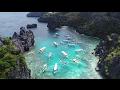 The Magical Islands of El Nido, Palawan in 4k Resolution