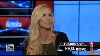 Ann Coulter on The Sean Hannity Radio Show (11/15/2016)
