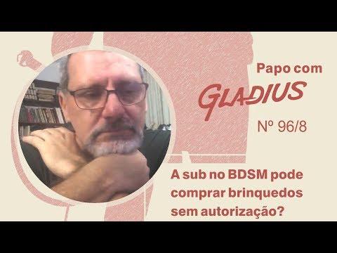 96/08 – A sub no BDSM pode comprar brinquedos sem autorização?