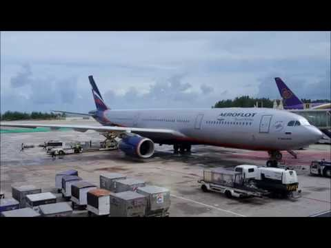 Thai Airways | B777-2D7 | Phuket-Bangkok | *full flight*