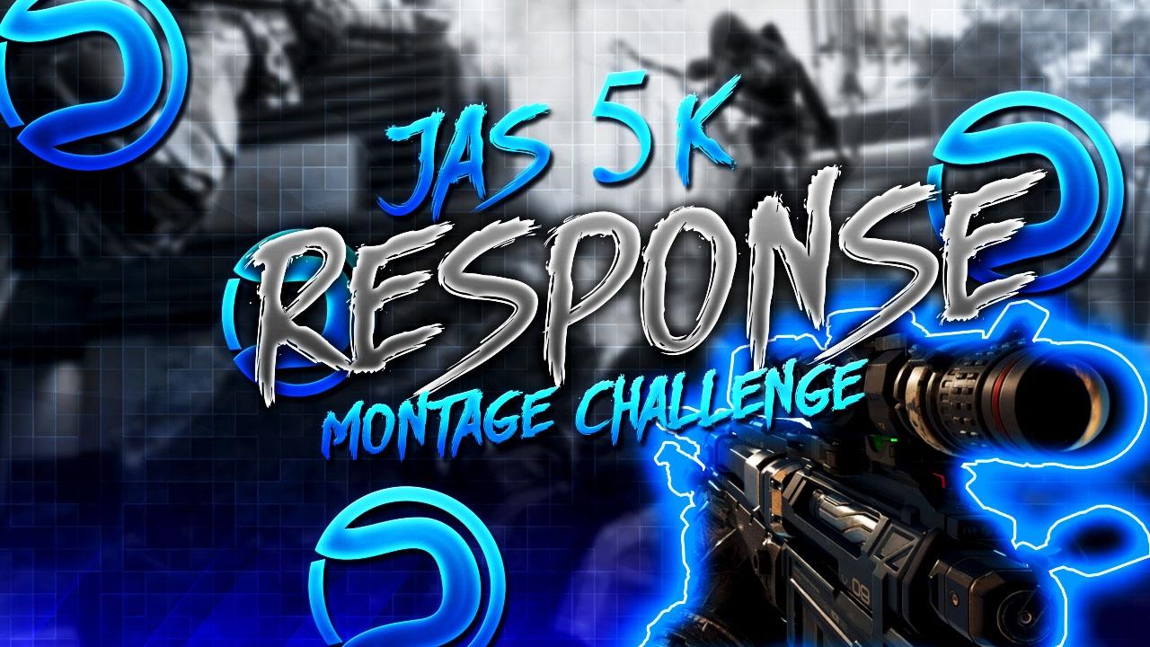 Dare Drews - #Jas5K Montage Challenge Response @RedJas_ - Dare Drews - #Jas5K Montage Challenge Response @RedJas_