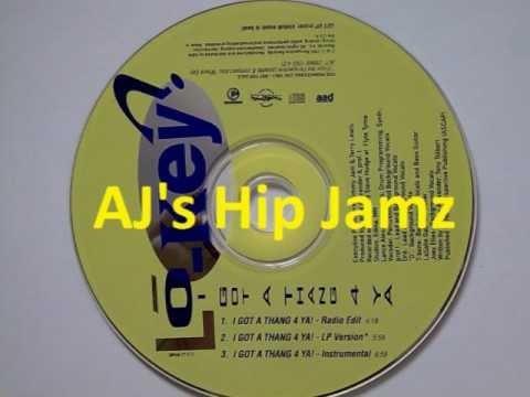 Lo-Key - I Got A Thang for Ya (Instrumental)...