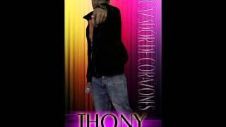 Thony - Contigo No Volvere