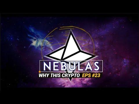 Nebulas (NAS) 🌐 Why This Crypto Ep: 23
