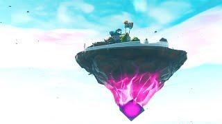 Fortnite Cinematic Pack Update - Floating Island (KEVIN + MOTEL!) (Season X Free Cinematic)