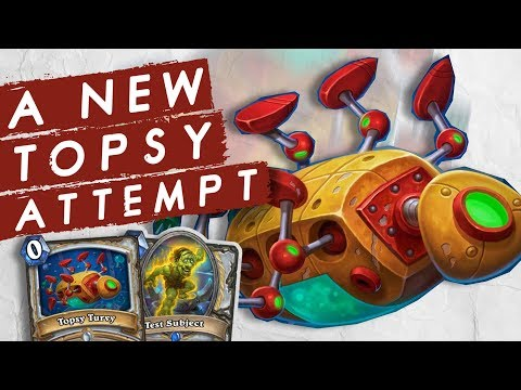 ANOTHER TOPSY TURVY ATTEMPT?!?!   Constructed   Hearthstone