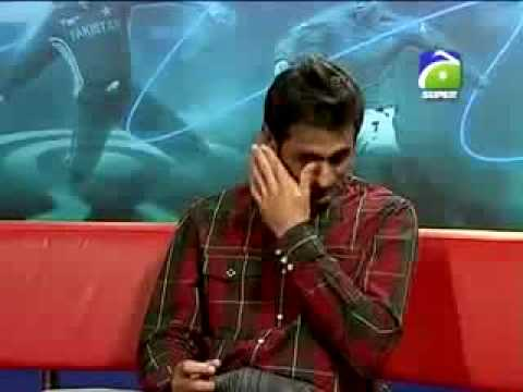 Shoaib Malik Crying