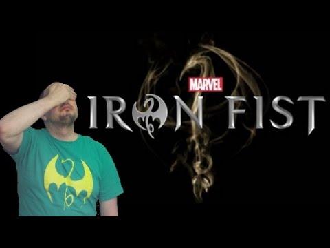 THE IRON FIST - Zmarnowany potencjał!