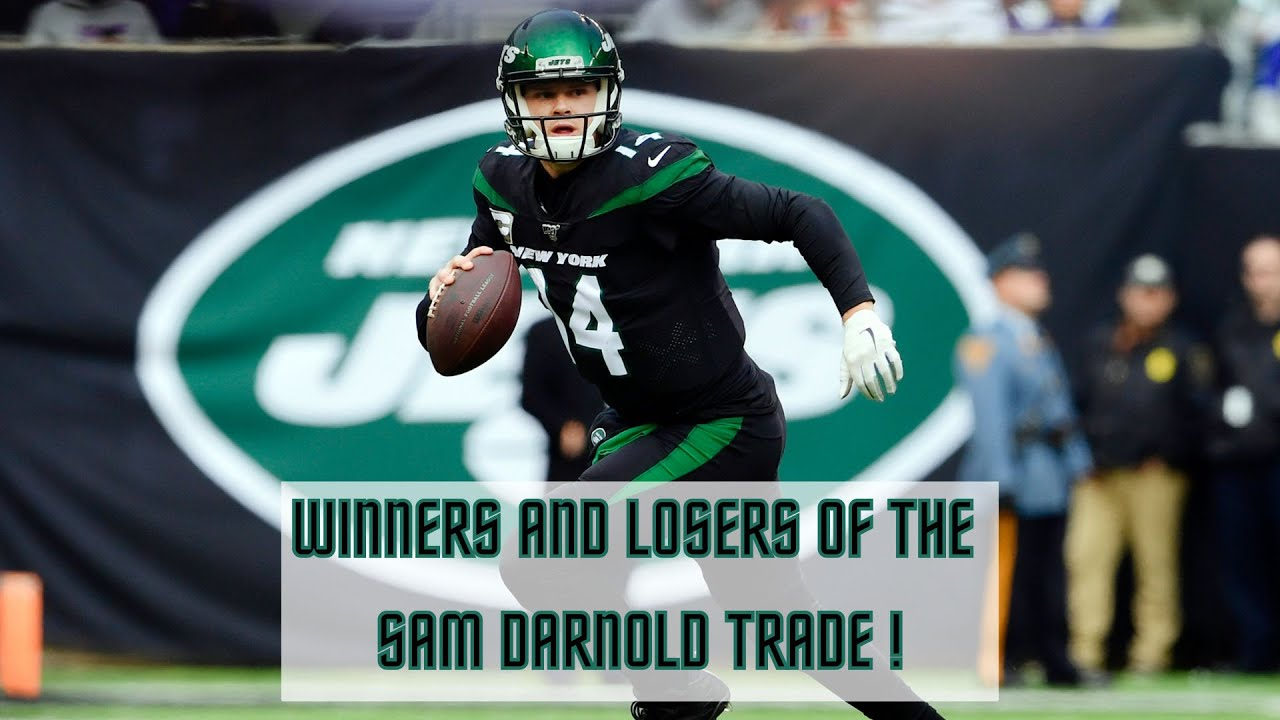 Sam Darnold trade: Who are the winners and losers?
