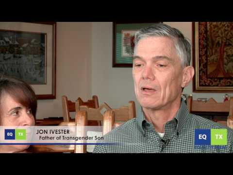 Equality Texas video featuring Jeremy Ivester