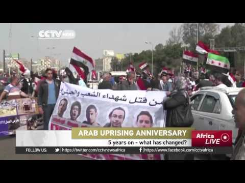 Arab Uprising Anniversary: Five years on - what has changed?