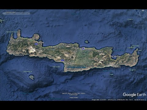 Walking the White Mountains of Crete - October 15-22, 2016