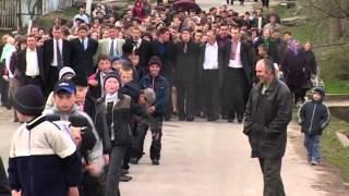 Проводи великодня село Підвербці 2007 04 25