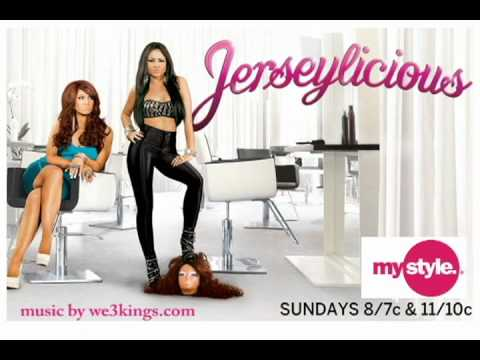 Jerseylicious - Season 1, 2, 3, 4 - Full Theme Song By We3kings (Performed by Olivia Blois Sharpe)