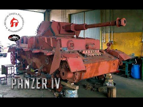 Panzer IV. Czołg