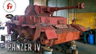 Panzer IV. Czołg z Kluczewa