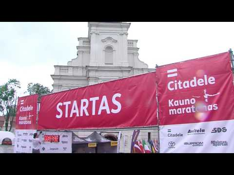 Kauno maratonas 2017