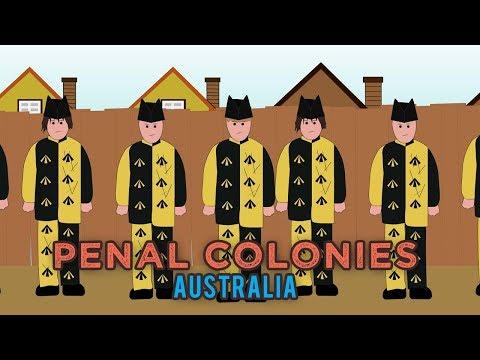 Penal Colonies (Australia)