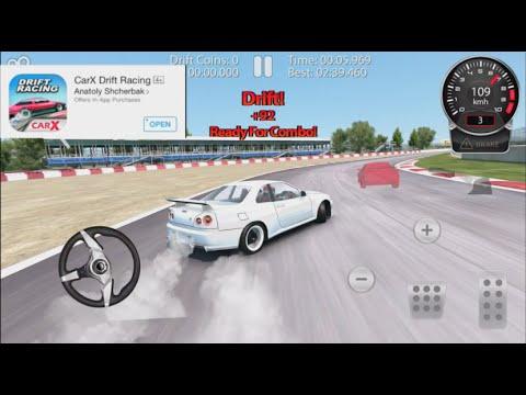 Mobile iOS - CarX Drift Racing - DOPEST Mobile Drifting GAME! + Full Car List