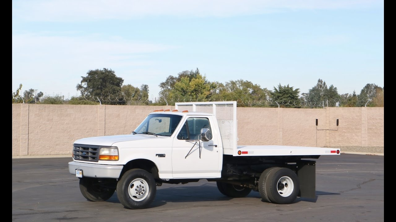Ford F Dually Bed For Sale