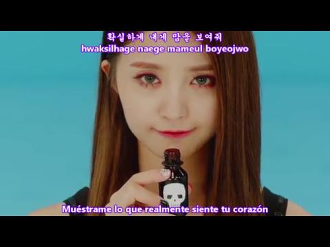 EXID - Up & Down MV [Sub Español + Hangul + Rom] HD
