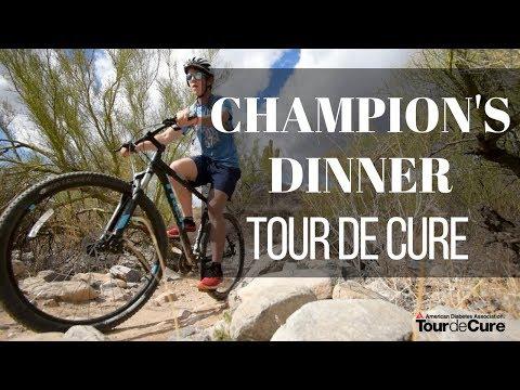 Champions Dinner - Tour De Cure | American Diabetes Association | Part 1 Of 3