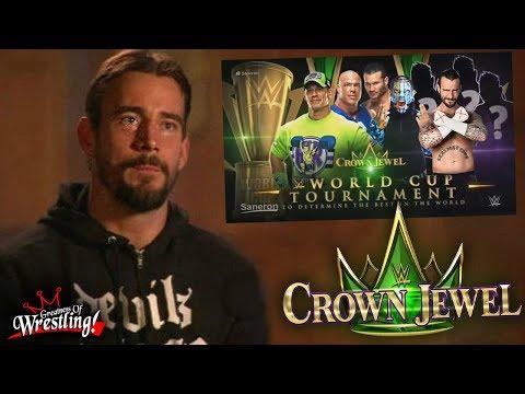 CM Punk's WWE Crown Jewel 2018 'Return'