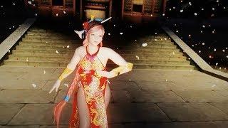skyrim dance  TK hdt hair pack+DL