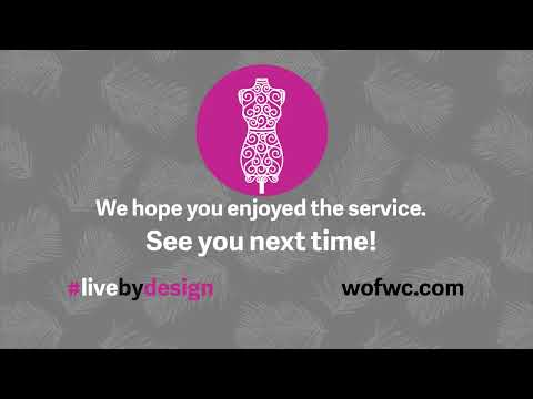 WOF Women's Conference - Handcrafted: Live By Design (6/25 PM Session)