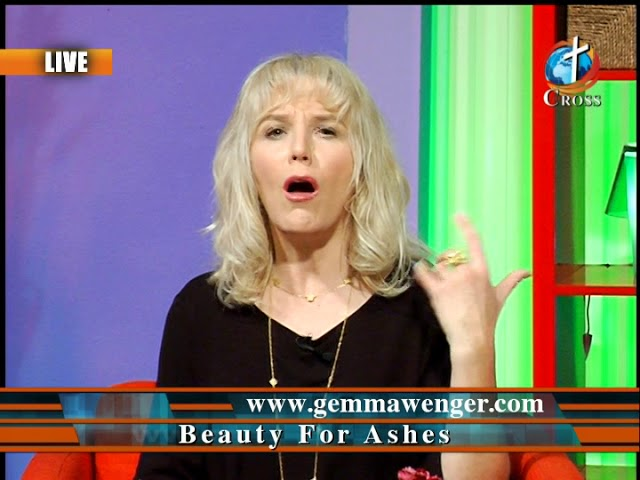 Beauty for Ashes  Gemma Wenger 03-21-2018
