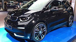 2018 BMW i3s World Debut
