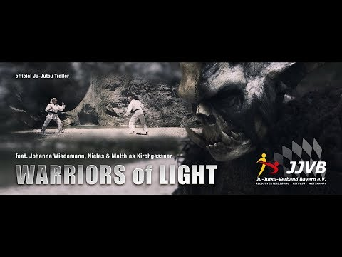 WARRIORS of LIGHT - official Trailer Ju-Jutsu-Verband Bayern e.V.